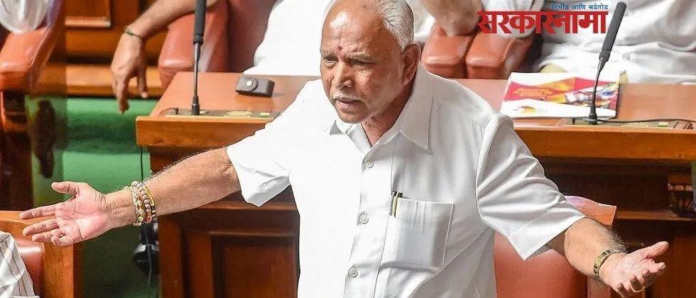 मुख्यमंत्री येडियुरप्पा पायउतार झाल्यास सहा मंत्री राजीनामा देण्याच्या तयारीत?