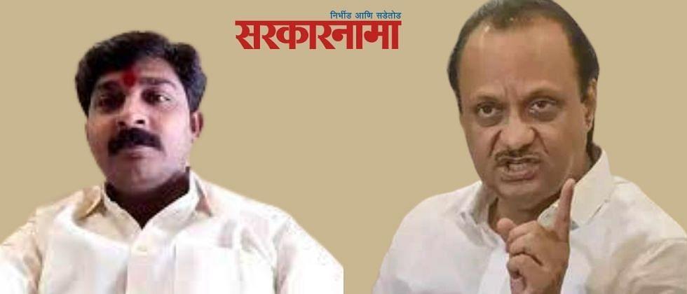 अजितदादा म्हणतात, `रवींद्र पाटील हा युवक उद्याचे प्रेरणादायी नेतृत्व`