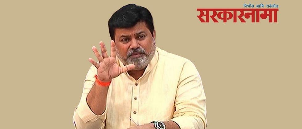 विमानतळाच्या उद्घाटनाला कोणाला बोलावयचे, हे महाराष्ट्र सरकार प्रोटोकाॅलनूसार ठरवेल..