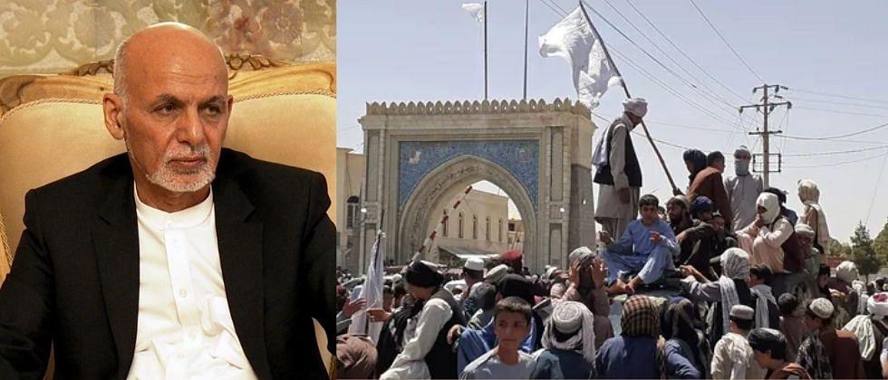 राष्ट्रपती देश सोडून पळाले; अफगाणिस्तानात तालिबान्यांची सत्ता