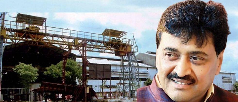 माजी मुख्यमंत्री चव्हाण यांच्या कारखान्याला सहा कोटींचा गंडा