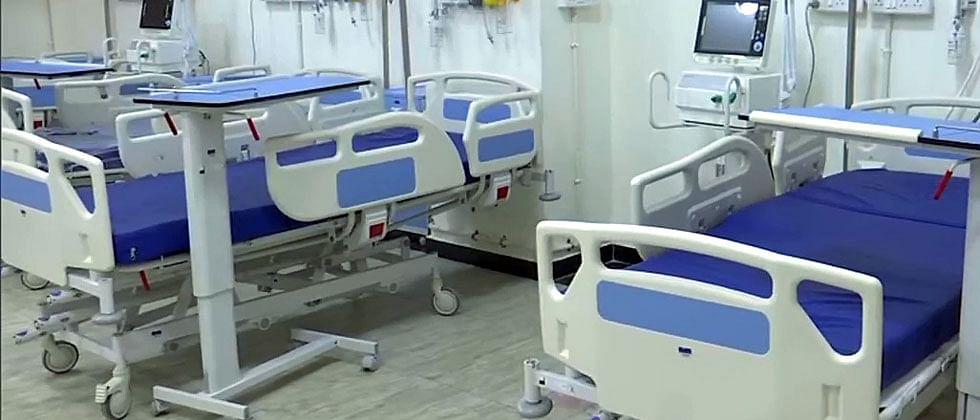 महाळुंगे-बालेवाडी क्रीडासंकुलात पाचशे खाटांचे रुग्णालय