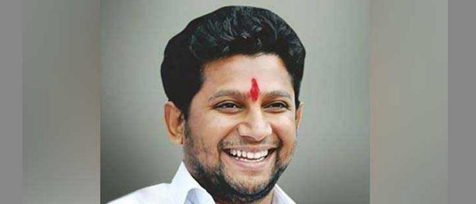 MP Dr. Sujay Vikhe Patil