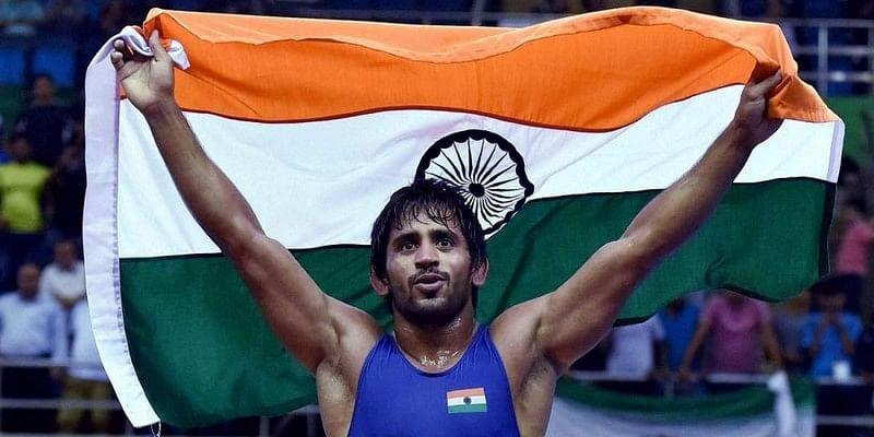ஆசிய விளையாட்டு மல்யுத்தப் போட்டியில் இந்தியா தங்கம்!