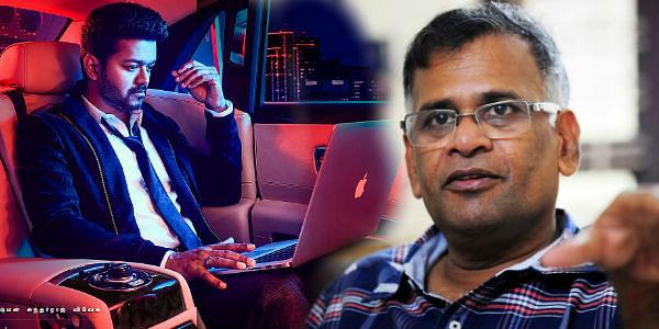 'சர்கார்' திரைப்படத்தின் கதை திருடப்படவில்லை.. திரைக்கதை எழுத்தாளர் ஜெயமோகன் விளக்கம்!