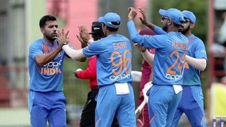 கடைசி போட்டியிலும் வாகை சூடிய இந்தியா: 3-0 என்ற கணக்கில் தொடரை கைப்பற்றி அசத்தல்!