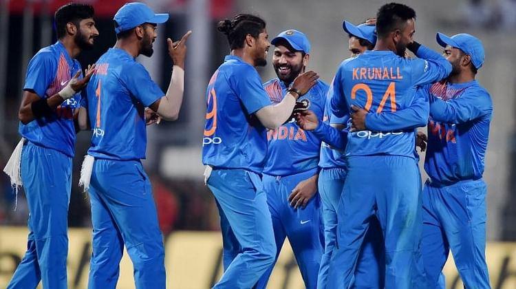 மேற்கிந்திய தீவுகளுக்கெதிரான 20 ஓவர் போட்டி: தொடரை கைப்பற்றி அசத்தியது இந்தியா!