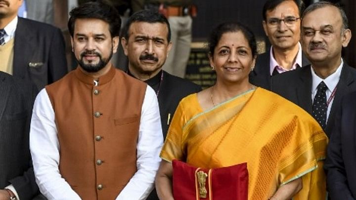 பட்ஜெட் 2021: நிதி அமைச்சர் நிர்மலா சீதாராமனுக்கு முன் உள்ள சவால்கள்!