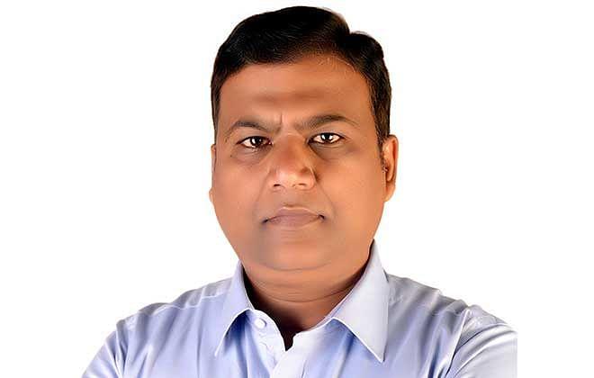 Amit Srivastava, CEO, 20Cube