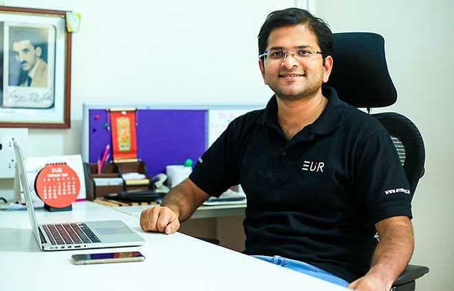 Nithin Nagaraj, Founder, Event U Rox