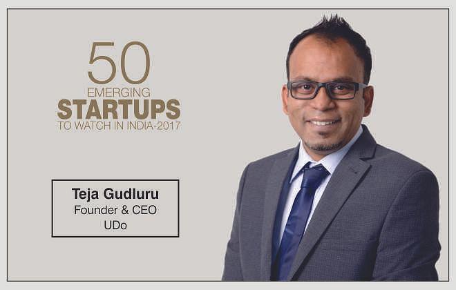 Teja Gudluru's UDo is all set to unleash a New Era