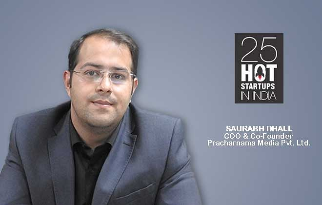 Channeling the 'brand's voice' to its target audience: Pracharnama Media Pvt. Ltd.