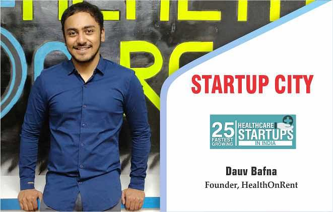 The Crusader setting new benchmarks within the healthcare industry with his venture, HealthOnRent