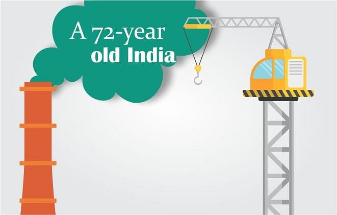 A 72-year old India