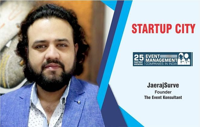 A writer of his own success story in the Event Industry: an interview with The Event Konsultants' founder, JaerajSurve