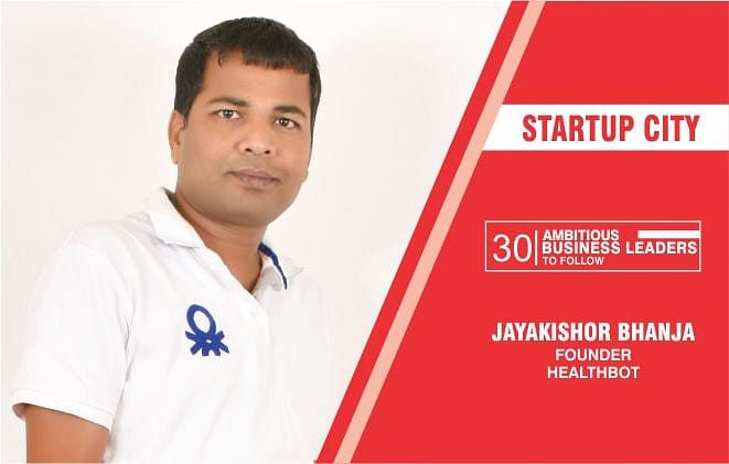 Jayakishor Bhanja: The emancipator solving India's rural healthcare hitches with HealthBot