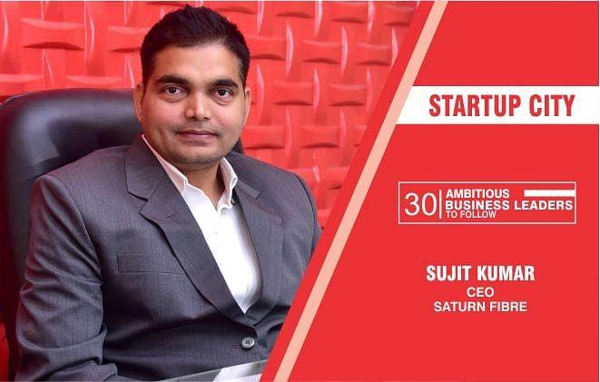 Sujit Kumar: an epitome of entrepreneurial spirit