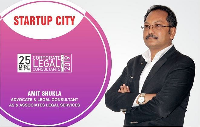 Amit Shukla: an innovator of law, partnering for progress with AS & Associates Legal Services