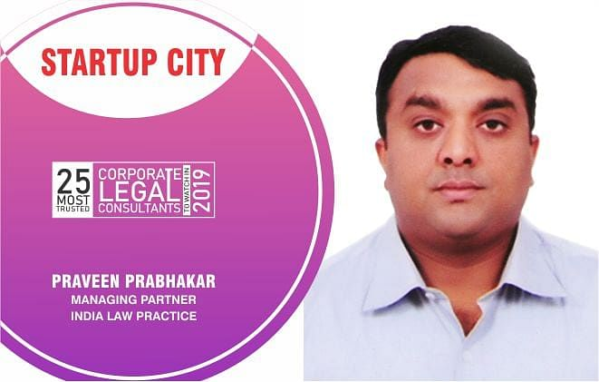 Praveen Prabhakar: Redefining legal services with cost-effectiveness and swiftness