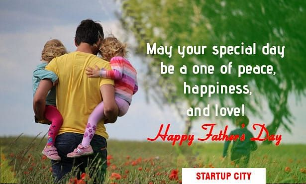 Father's Day: a special day to express our gratitude to our fathers