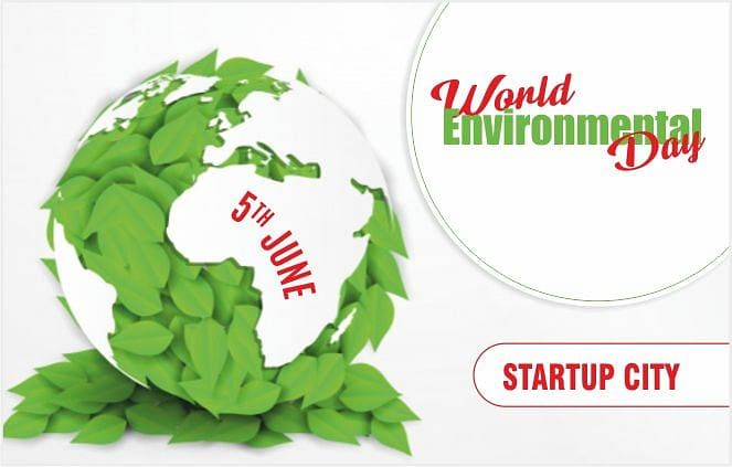Take Oath to Work Together to Bring Happy Weather on this Environment Day