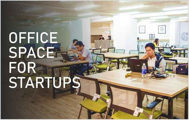 4 Best Options for Office Space for a Startup Company
