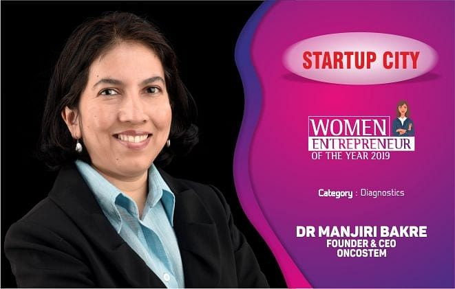 Dr Manjiri Bakre: the lady healthpreneur, advancing the boundaries in cancer treatment with OncoStem