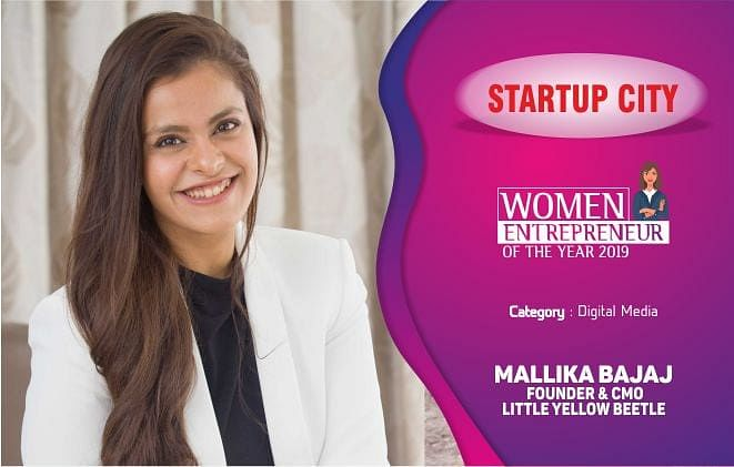 Mallika Bajaj: the leading lady, digitalizing business world with immortalizing ideas