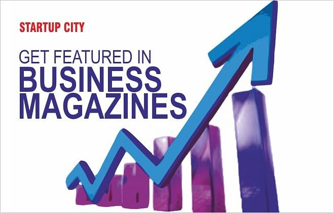 How to get featured in Business Magazines