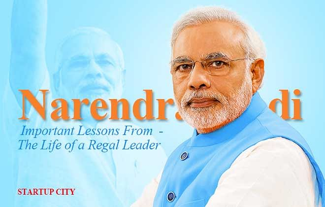 Narendra Modi – Struggles and Rise of a Leader