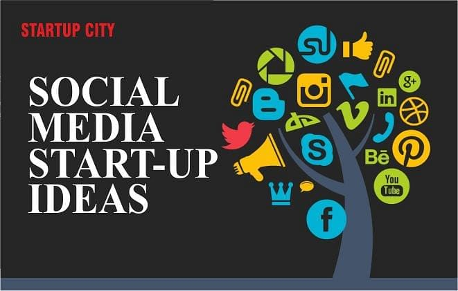 7 Start-up Business Ideas you can start on Social Media