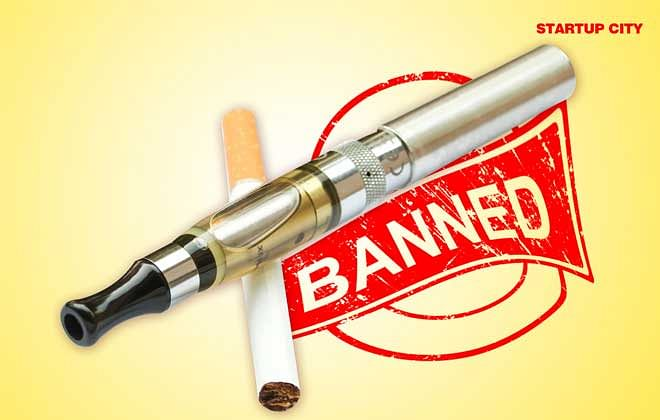 Ban of E-cigarettes- Government stops all sales and production