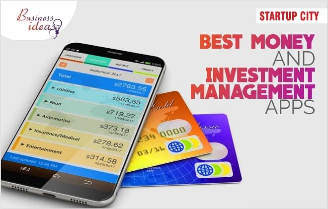 BEST MONEY AND INVESTMENT MANAGEMENT APPS FOR BUSINESS OWNERS
