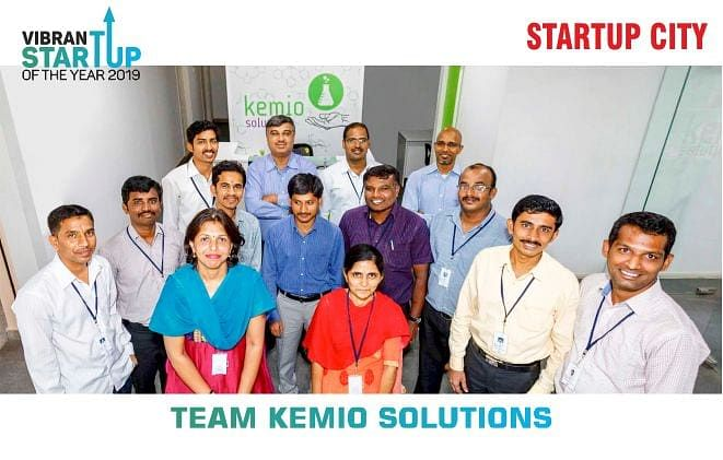 NARENDRA KUMAR: MAKING A MEANINGFUL DIFFERENCE IN PATIENTS' LIVES WITH KEMIO SOLUTIONS