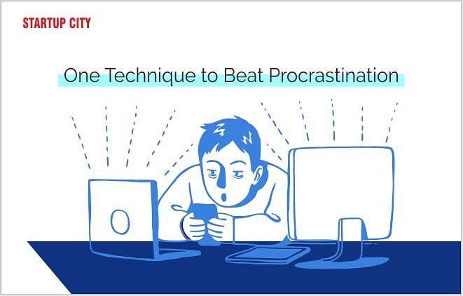One Technique to Beat Procrastination