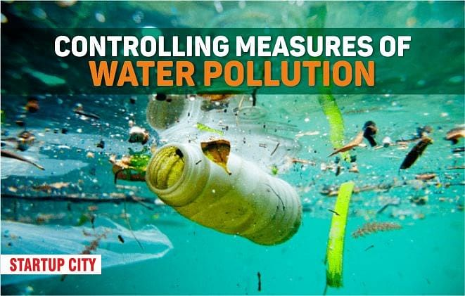 Controlling Measures of Water Pollution