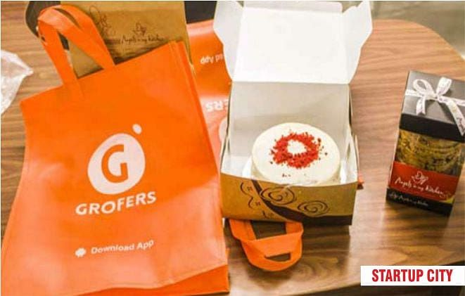 GROFERS CONTINUES TO ADD FUNDS TO ITS CART, BAGS RS 321 CR FROM THE PARENT COMPANY