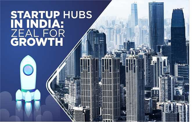 Startup Hubs in India, Zeal for Growth