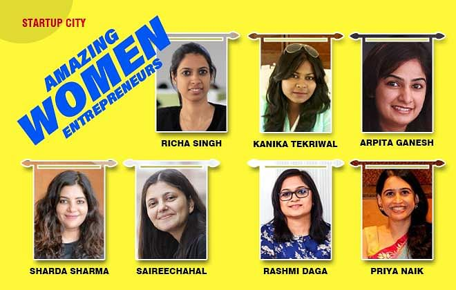 Some Amazing Women Entrepreneurs in India, Breaking the Barriers