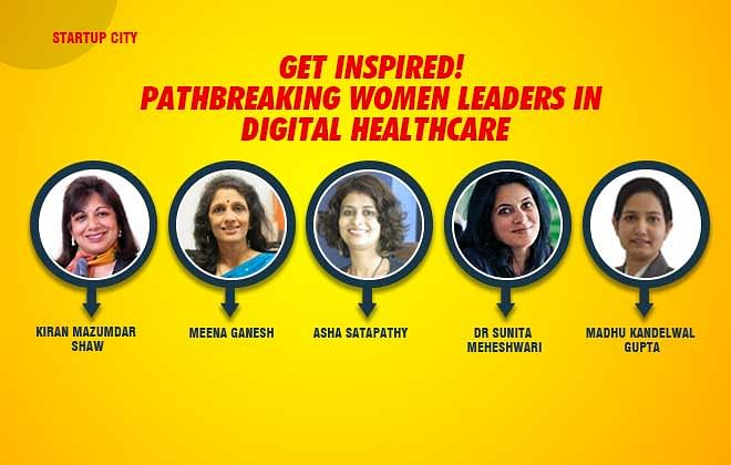 WOMEN ENTREPRENEURS SHAPING DIGITAL HEALTH IN INDIA