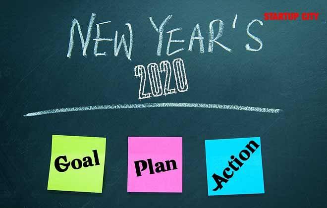 New Year's Resolutions for Entrepreneurs for 2020
