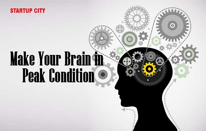 SECRET FORMULAS TO MAKE YOUR BRAIN TO STAY IN PEAK CONDITION