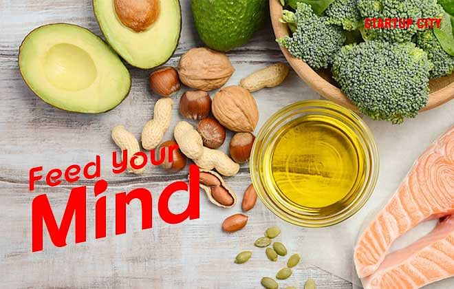 TAKE THE RIGHT FOOD TO GET RELIEF FROM THE STRESS