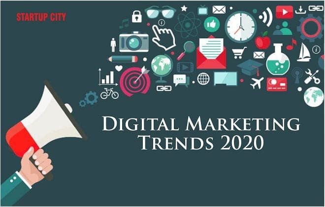 Hottest Digital Marketing Trends in the year 2020