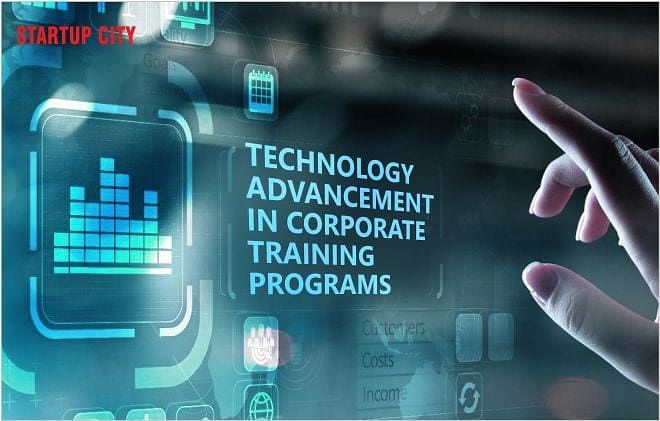Technology Advancement in Corporate Training Programs