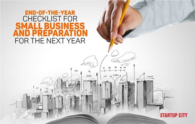 End-Of-The-Year Checklist for Small Business and Preparation for the Next Year
