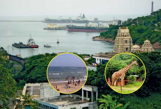 PLAN A MEMORABLE AND MEANINGFUL TRIP TO VISAKHAPATNAM AND EXPLORE ITS PICTURESQUE LANDSCAPES