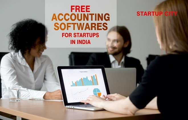 FREE ACCOUNTING SOFTWARES FOR STARTUPS IN INDIA
