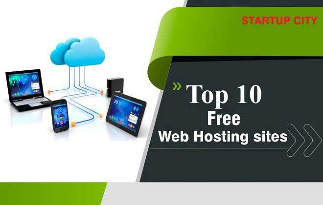 Top 10 Free Website Hosting Sites You Need to Know About in 2020