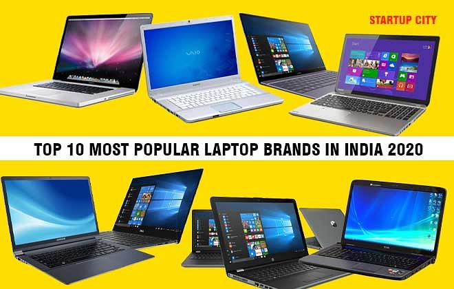 TOP 10 MOST POPULAR LAPTOP BRANDS IN INDIA 2020